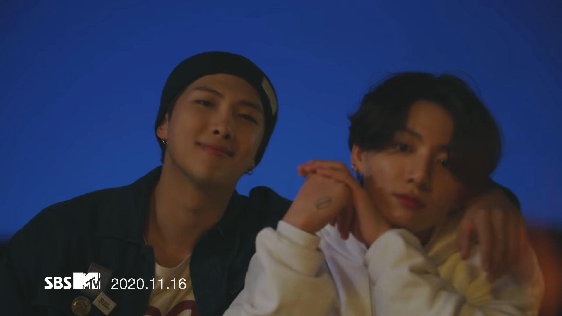 BTS Life Goes On Teaser RM Jungkook