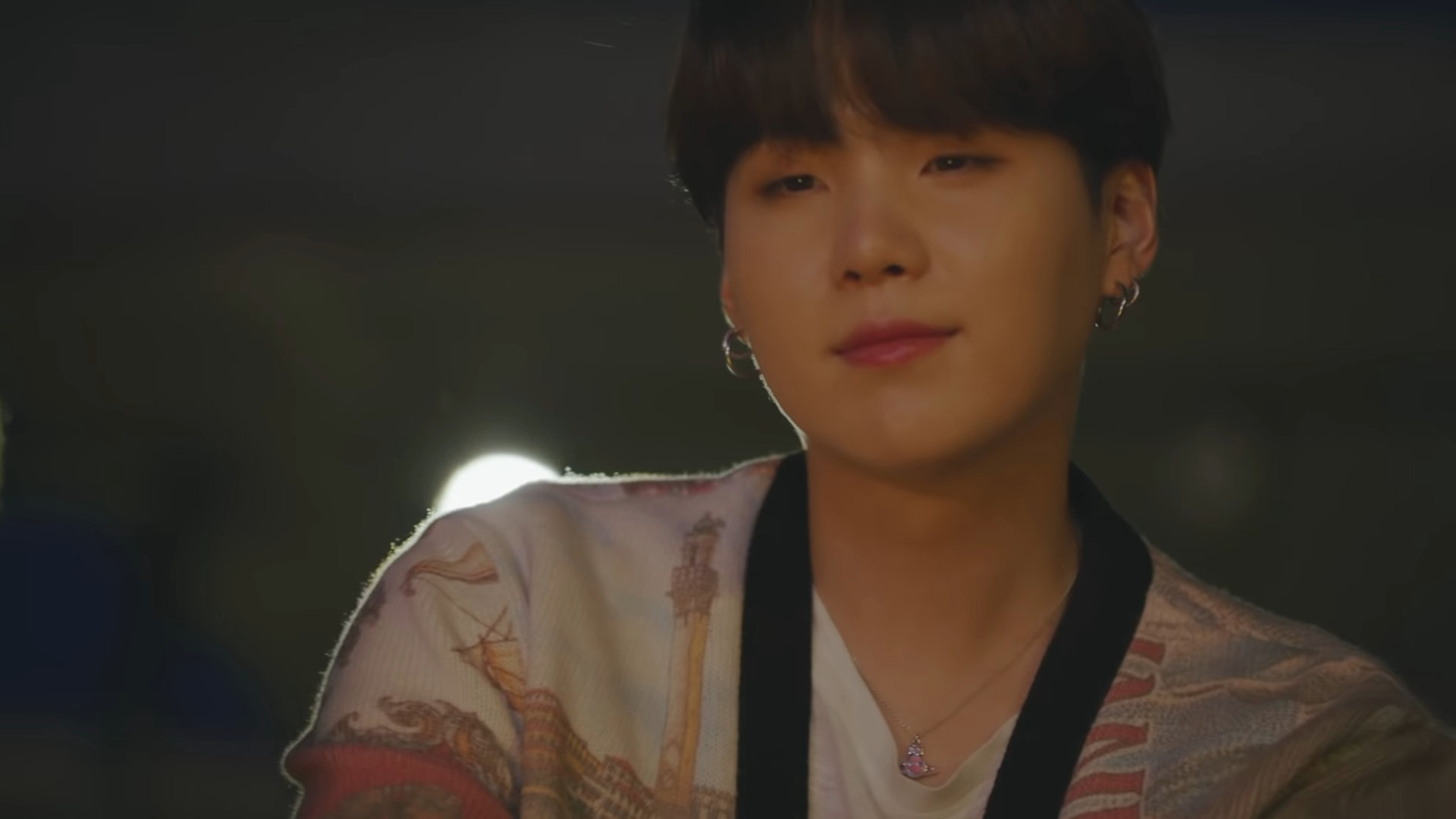 BTS Life Goes On Teaser SUGA