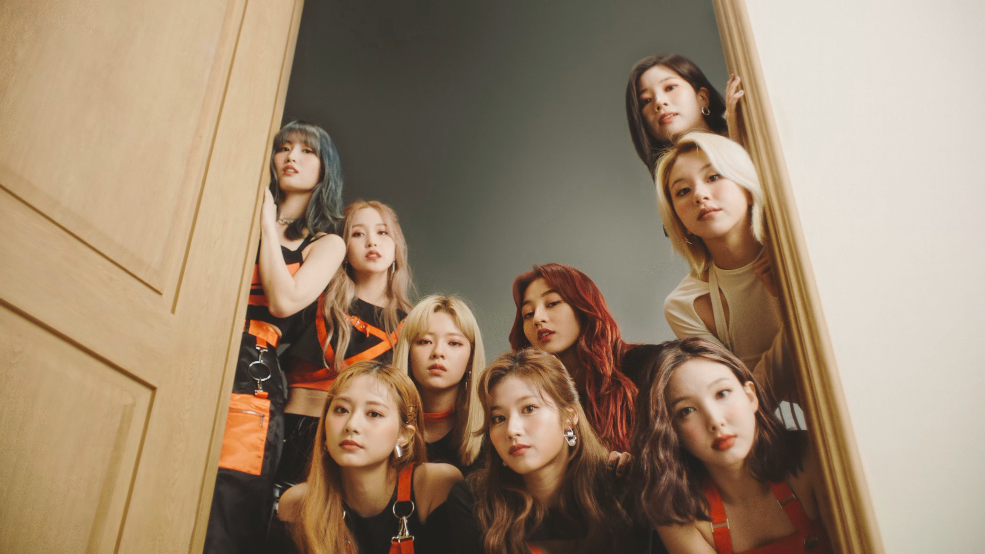TWICE Better who's who
