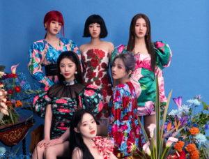 Kpop January 2021 Comebacks