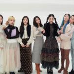 Oh My Girl Bazaar Korea February 2021 Backstage