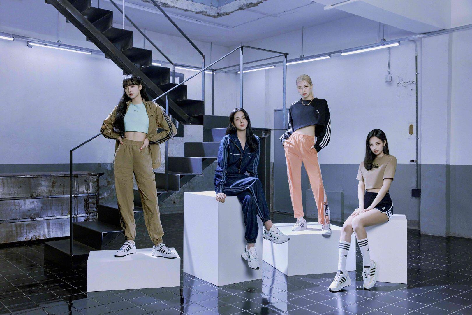 Adidas Originals x Blackpink 2021