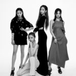 aespa Givenchy Ambassador 2021 Group