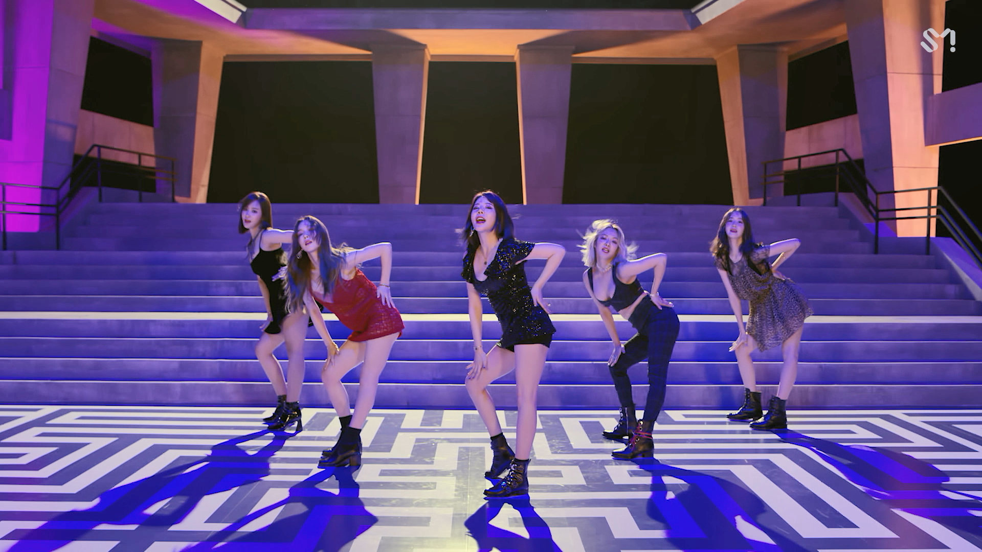 Girls' Generation OH GG Lil Touch who's who