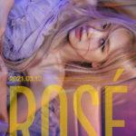 BLACKPINK Rosé Solo Poster Teaser