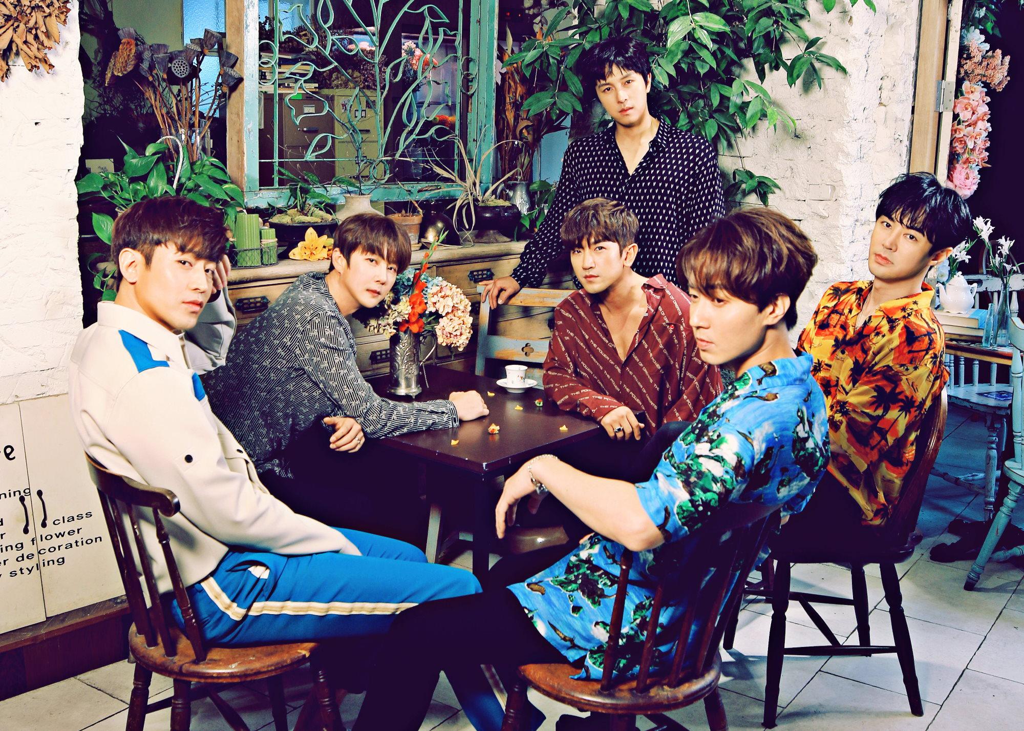Shinhwa Members Profile