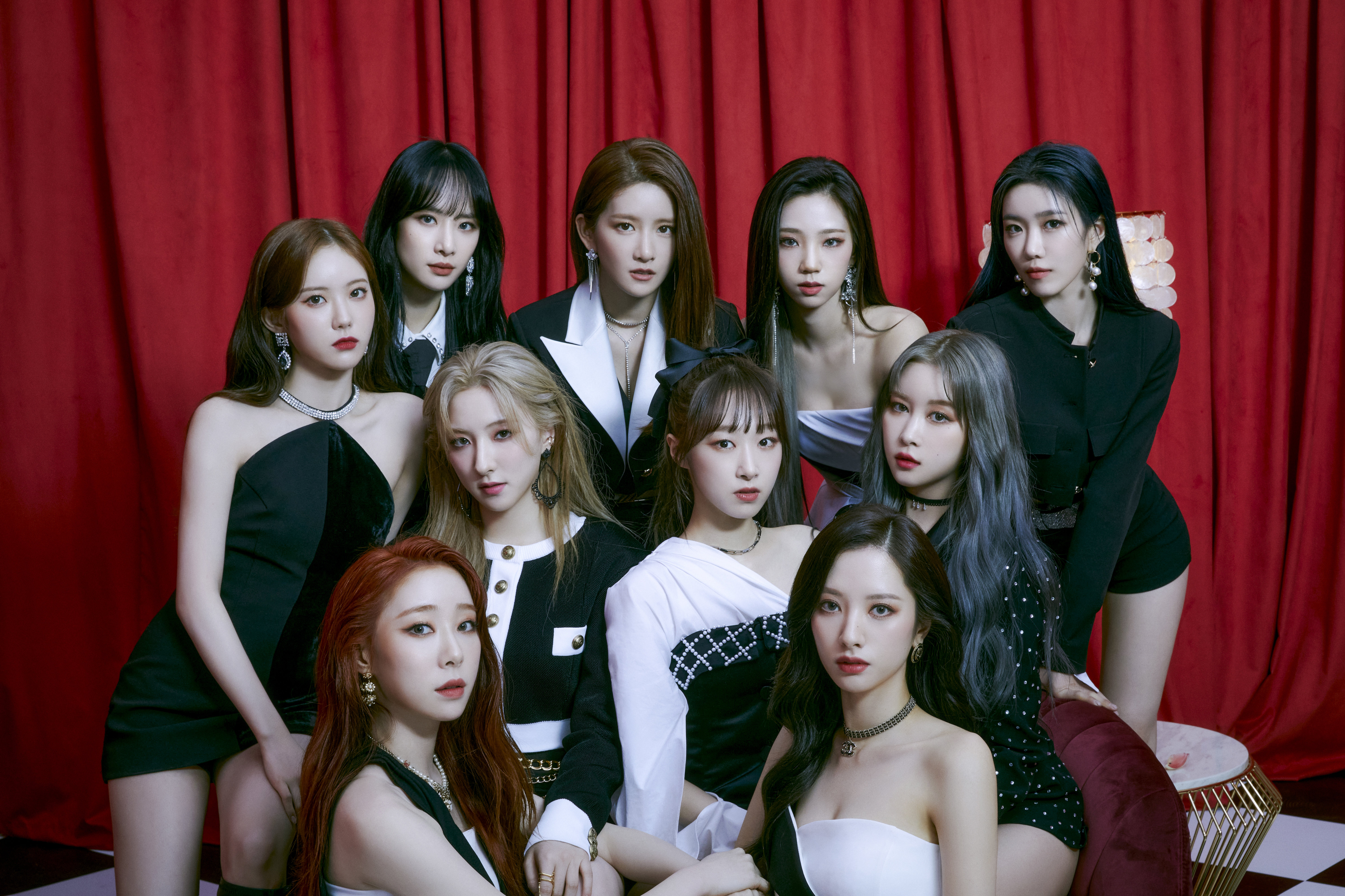 WJSN Unnatural Concept Group