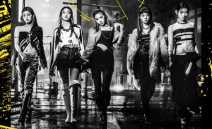 ITZY Guess Who Teaser Night ver Group