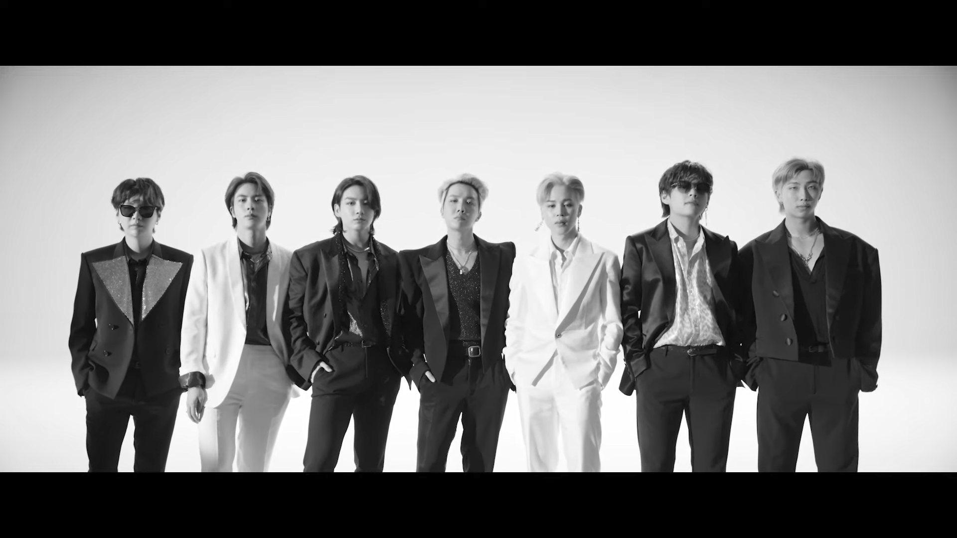 BTS Butter MV Teaser Released   K Pop Database / dbkpop.com