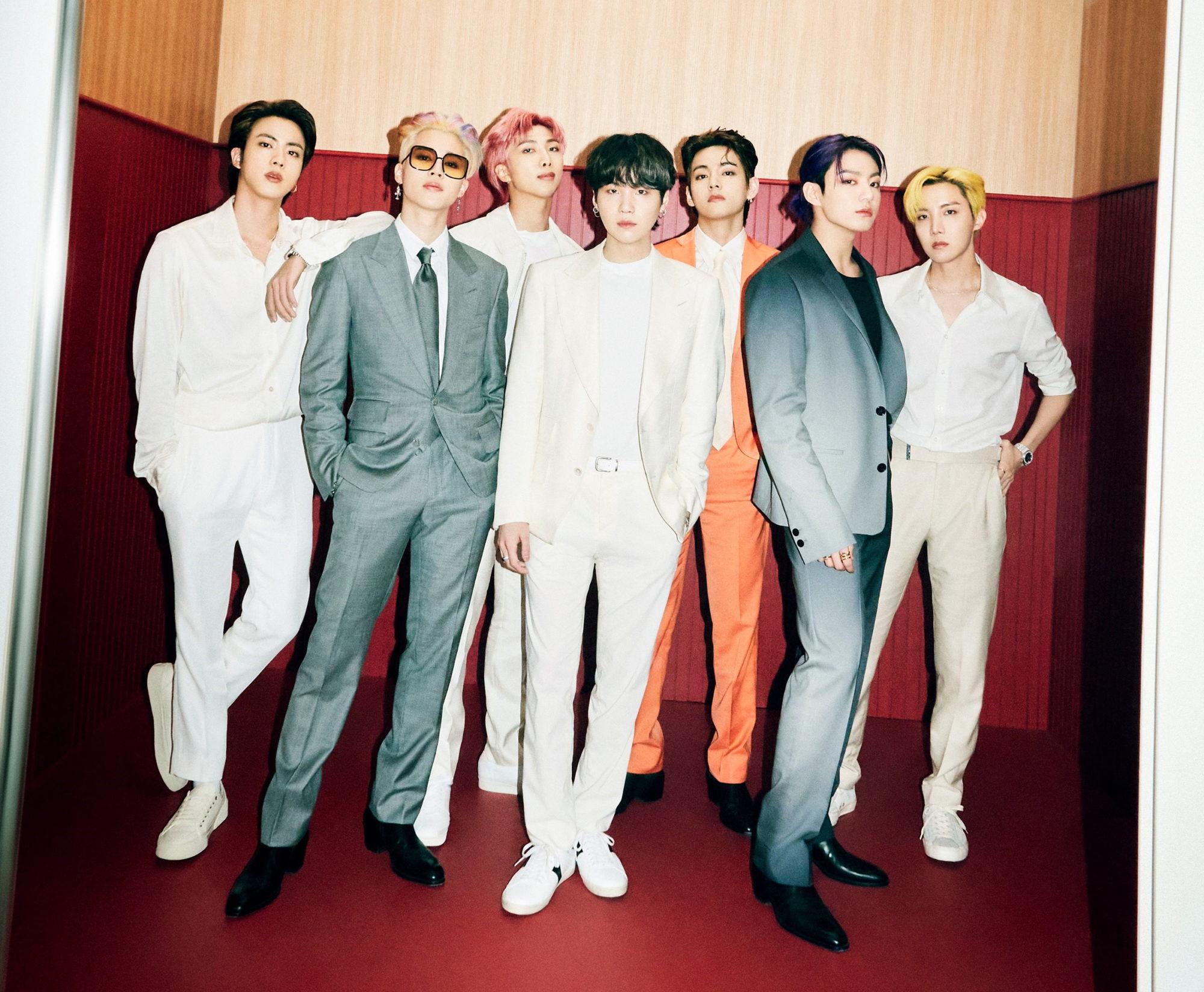 BTS Butter Group Teaser Photo HD/HQ   K Pop Database / dbkpop.com