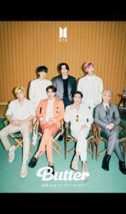 BTS Butter Teaaser 2 Group