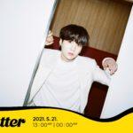 BTS Butter Teaser Suga