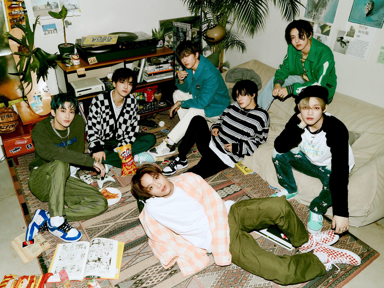 NCT Dream Hot Sauce Teaser Boring Jalapeno Group