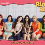 Rocket Punch Ring Ring Teaser Group