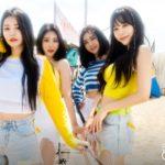 Brave Girls Summer Queen Teaser Group