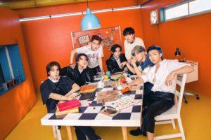 BTS Butter Single Teaser Concept Group