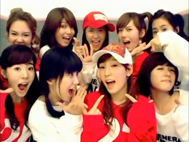 Girls' Generation Girls' Generation who's who