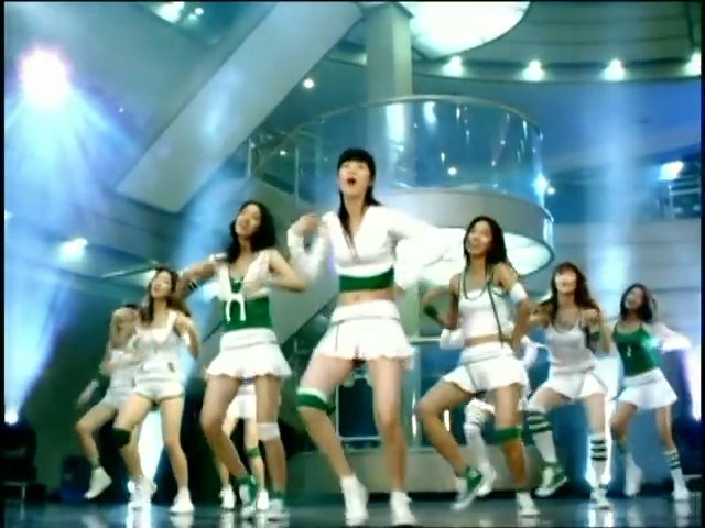 Girls' Generation Into The New World who's who