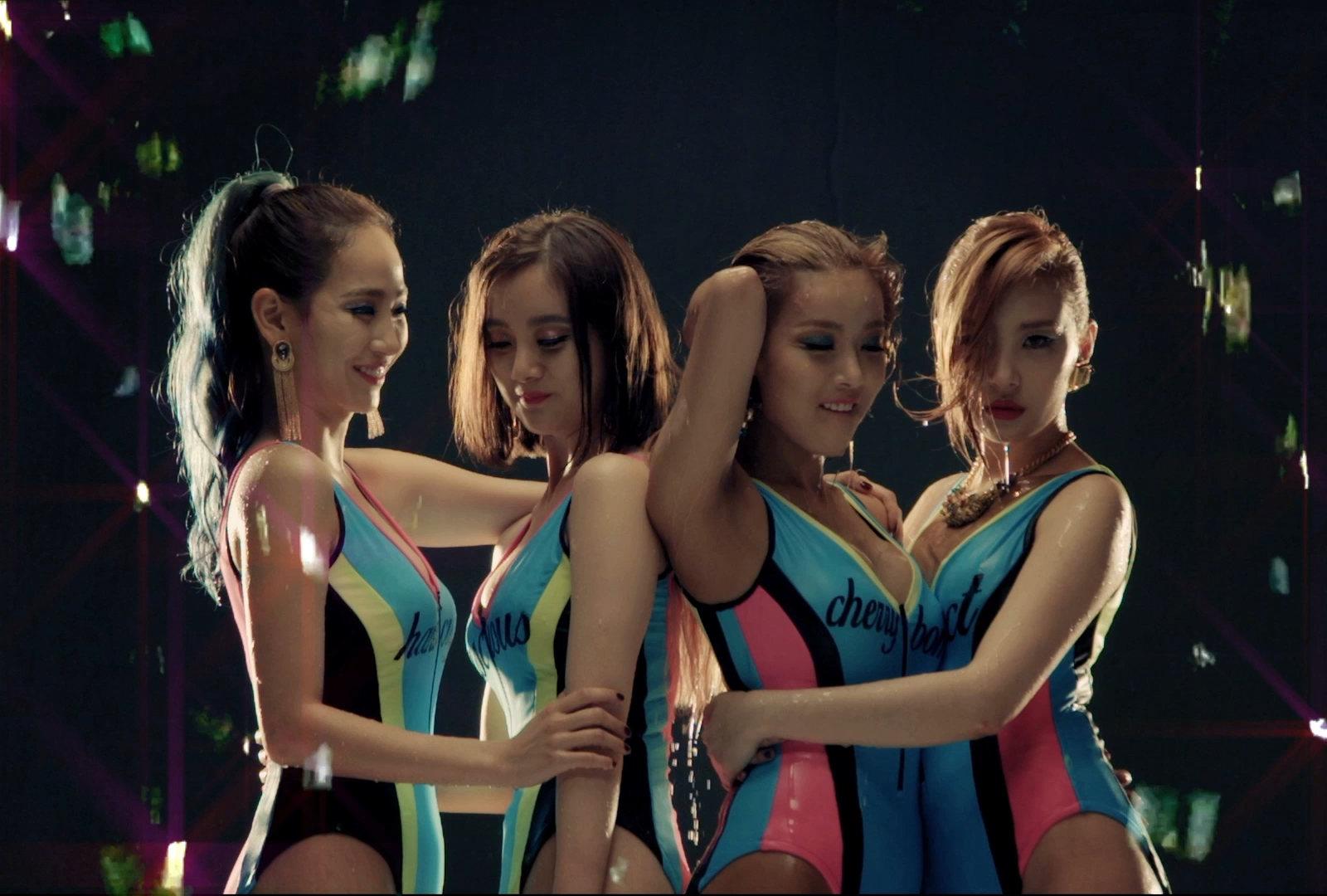 Wonder Girls I Feel You who's who