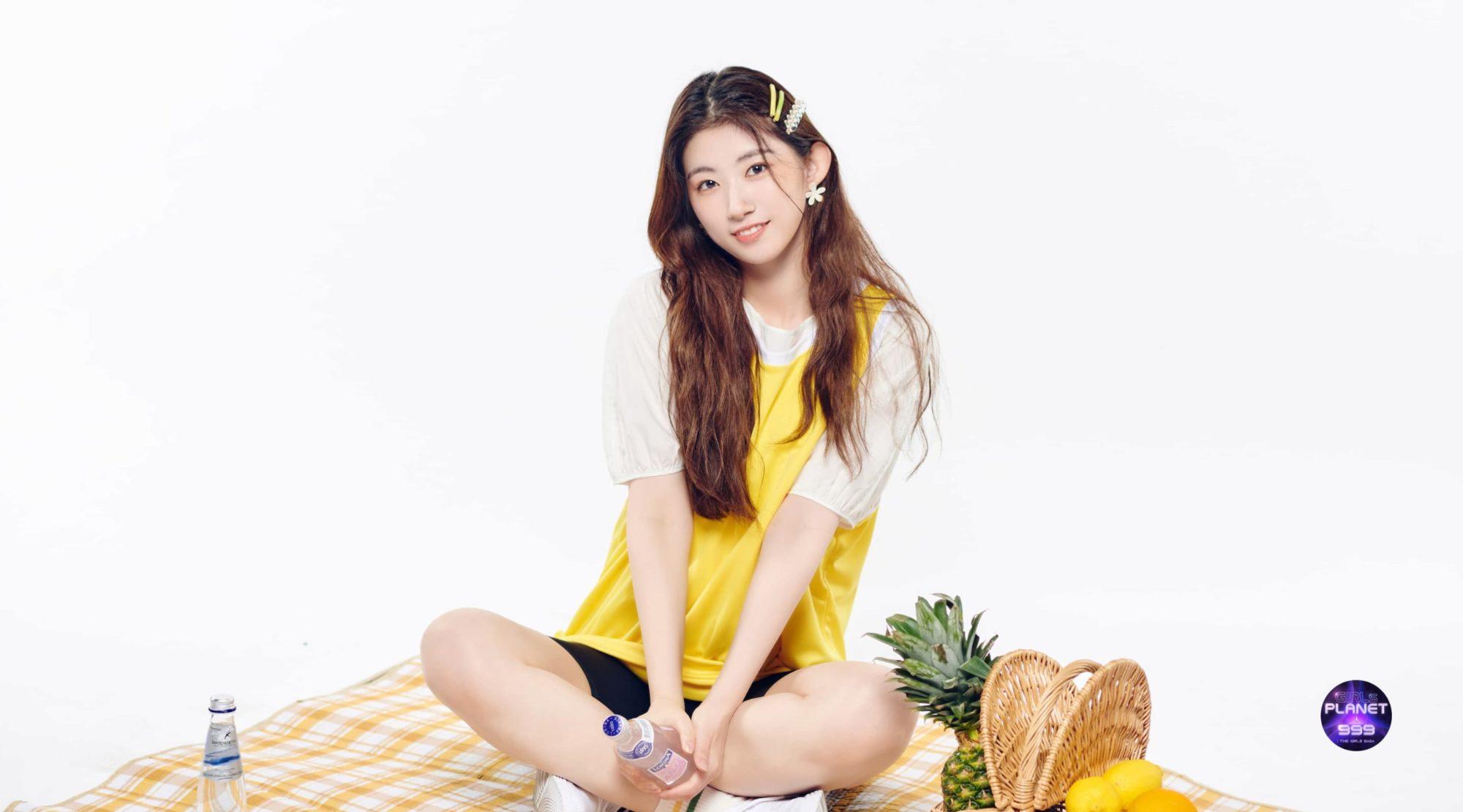 Cui Wen Mei Xiu Girls Planet 999