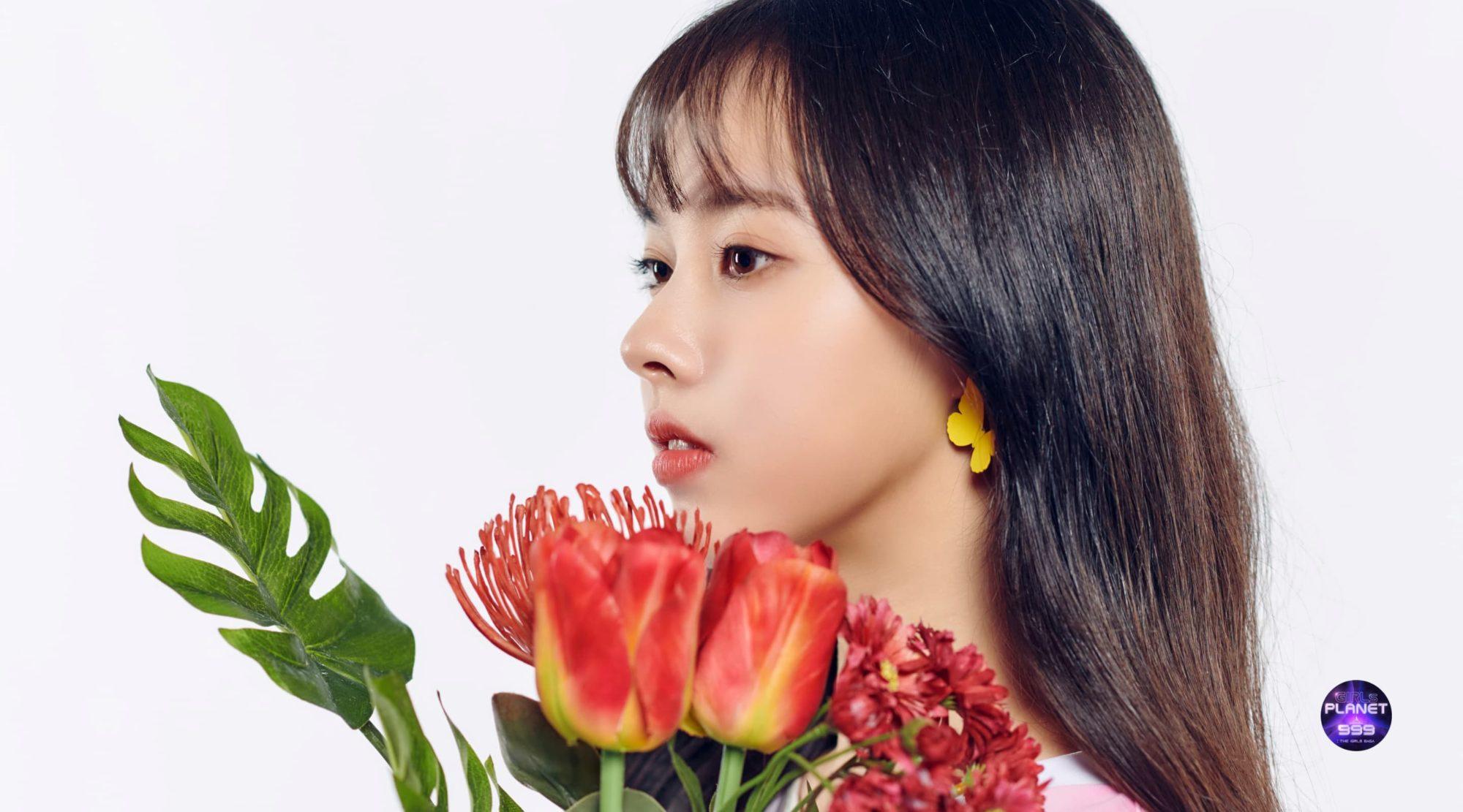 Gu Yi Zhou Girls Planet 999
