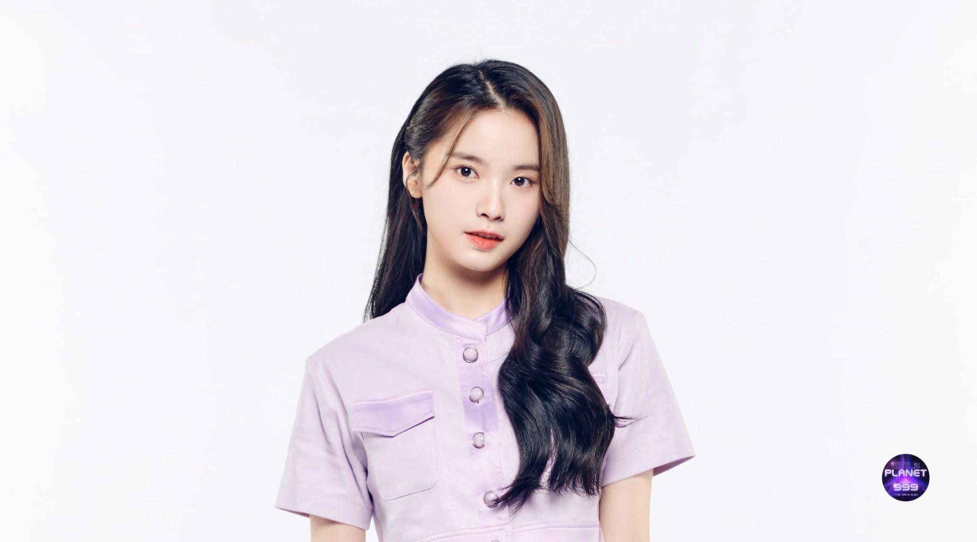 Huang Xing Qiao Girls Planet 999
