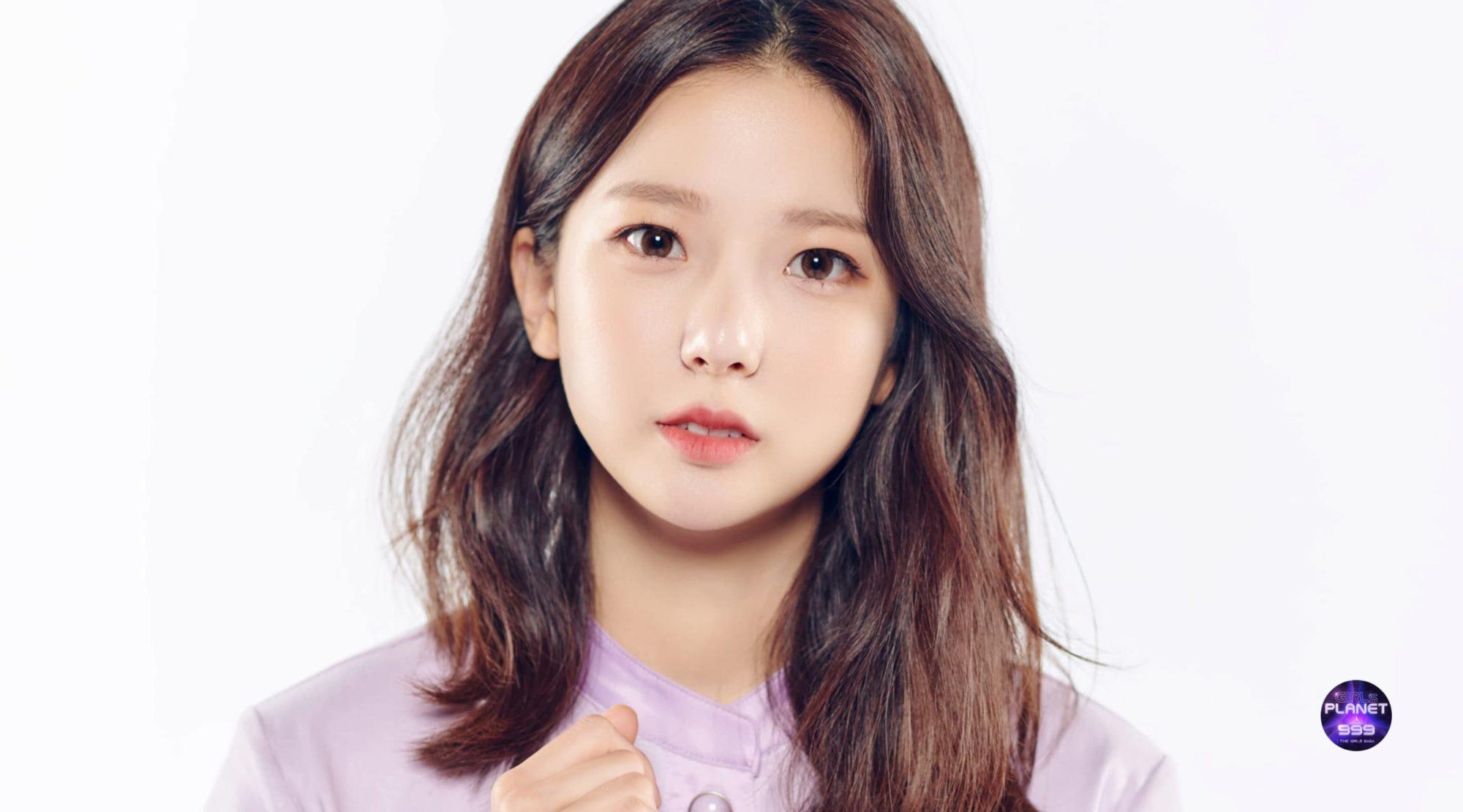 Choi Yujin Girls Planet 999