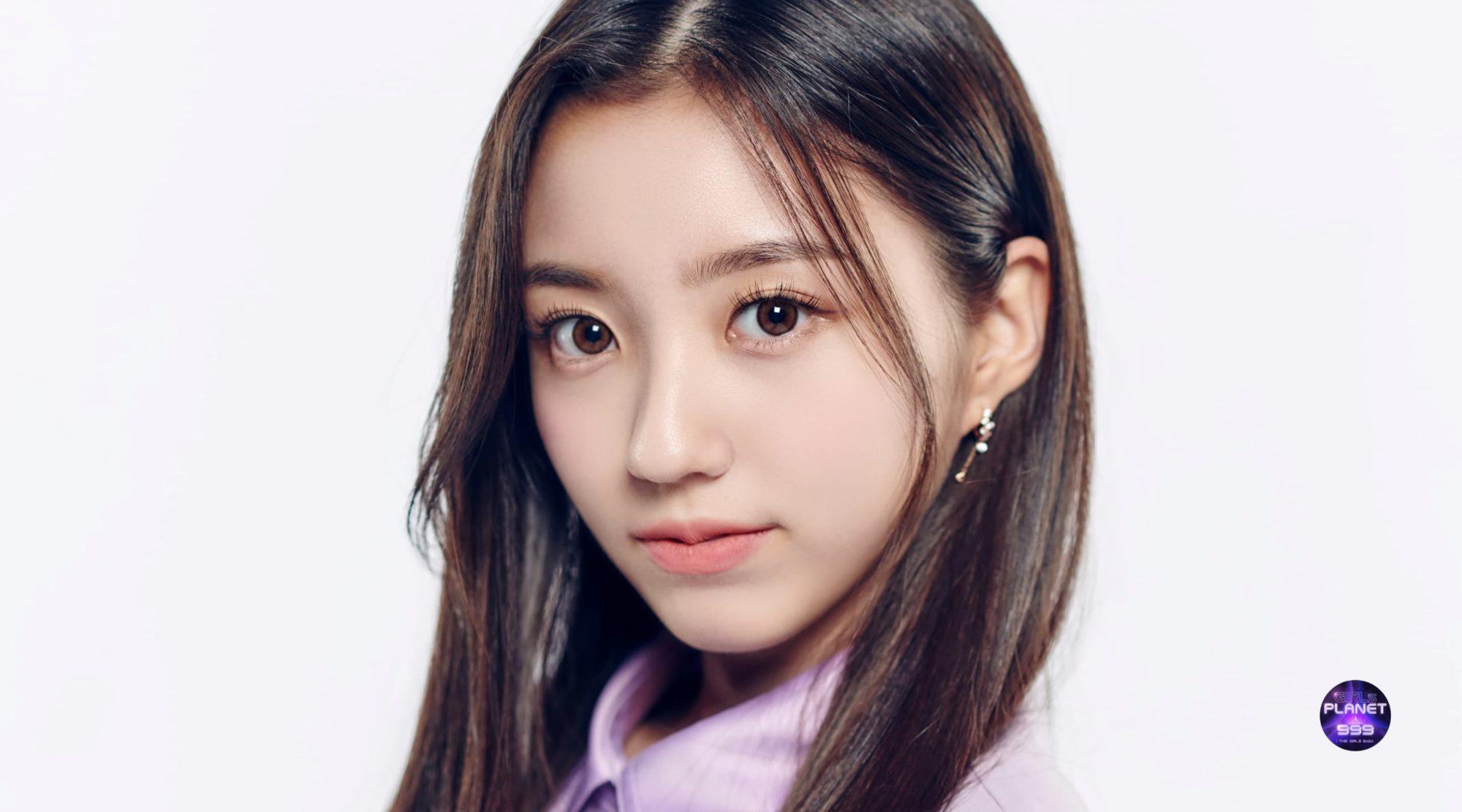 Kang Yeseo Girls Planet 999