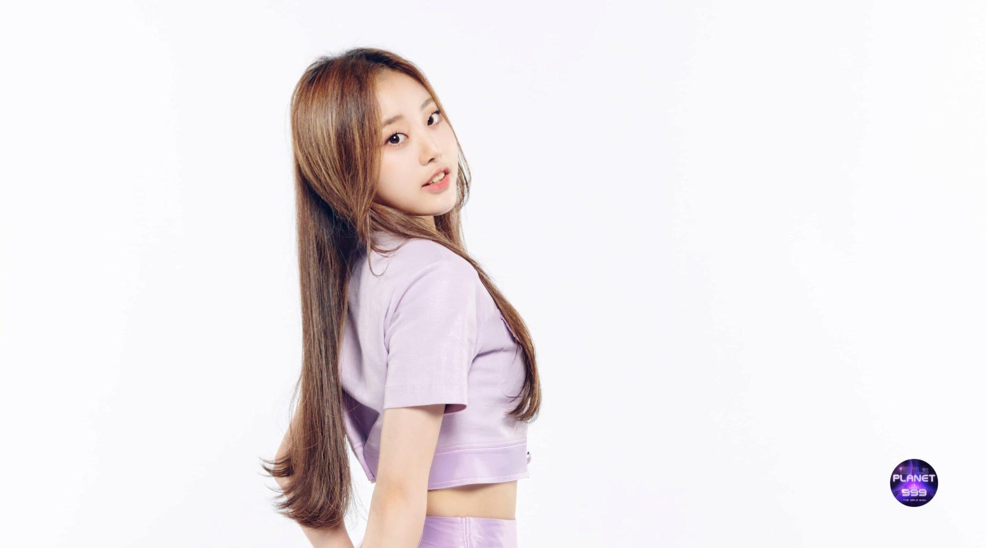 Kim Suyeon Girls Planet 999
