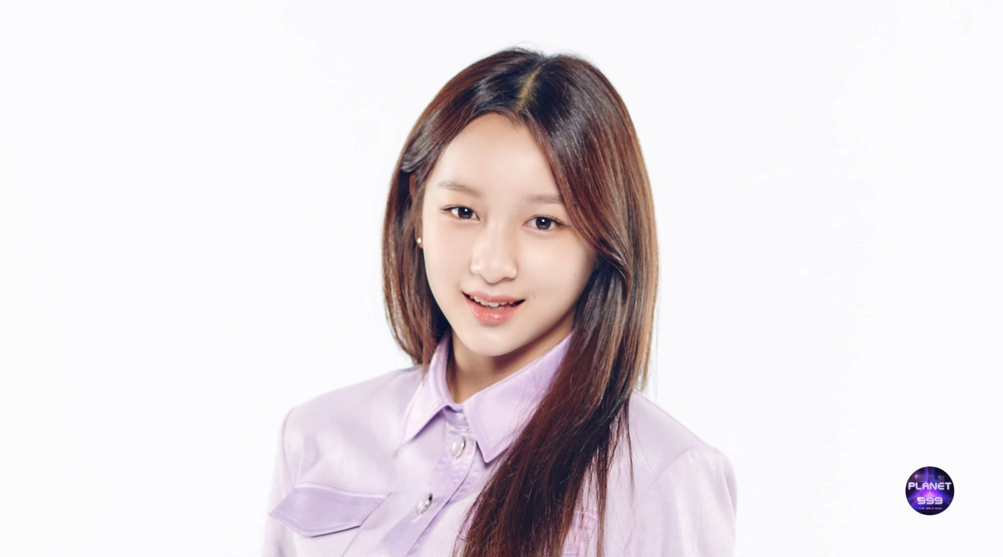Kim Yeeun Girls Planet 999