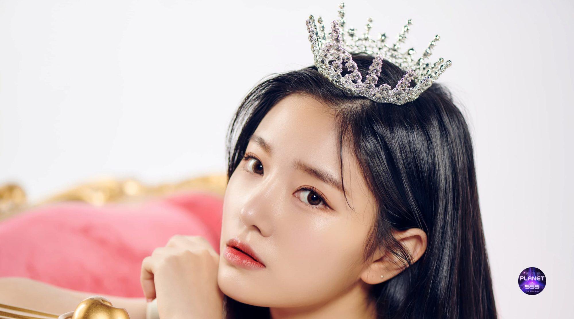 Lee Rayeon Girls Planet 999