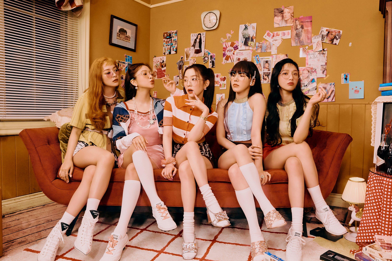 Red Velvet Queendom Teaser Group