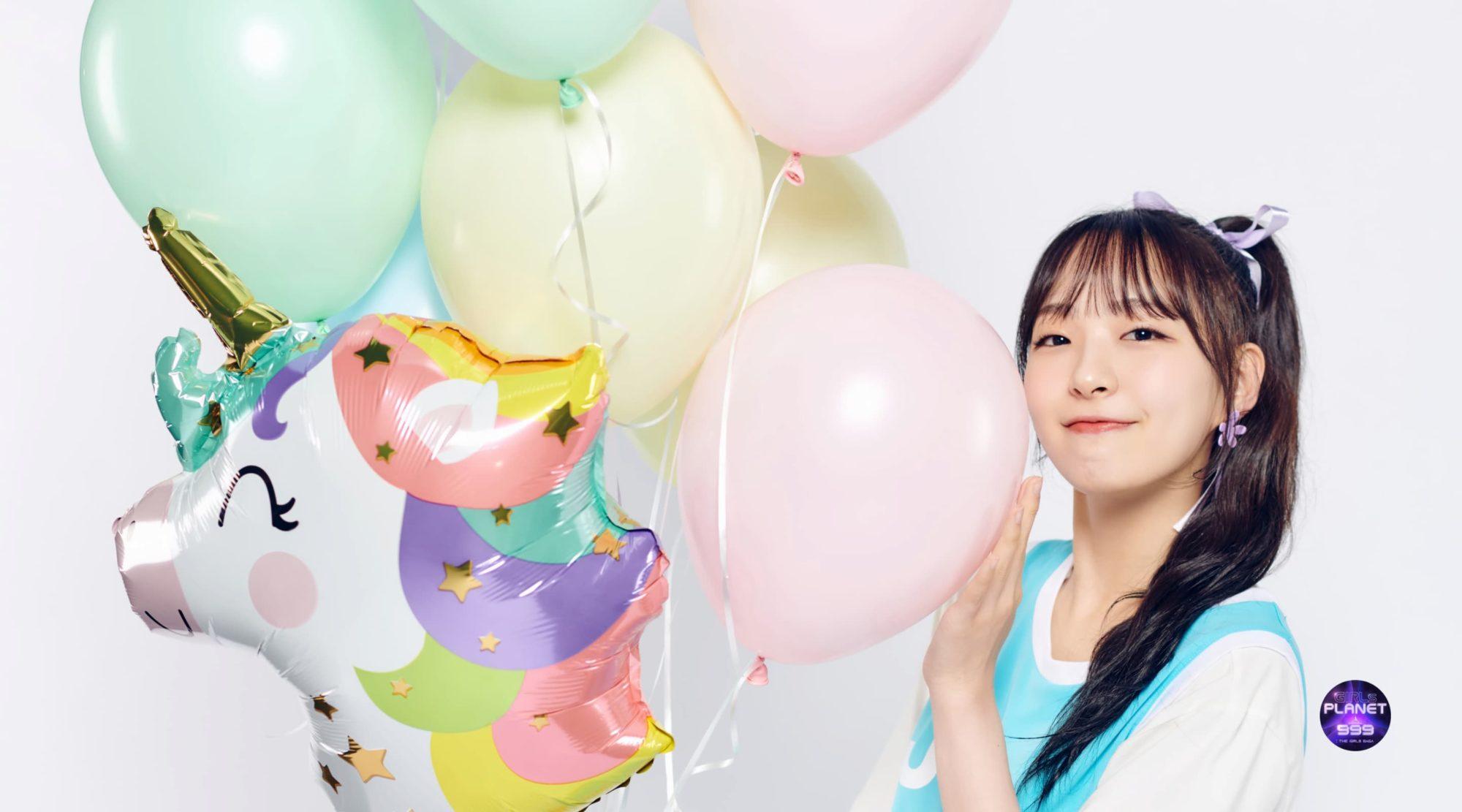 Murakami Yume Girls Planet 999