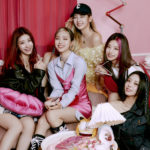ITZY Crazy in Love Concept Group