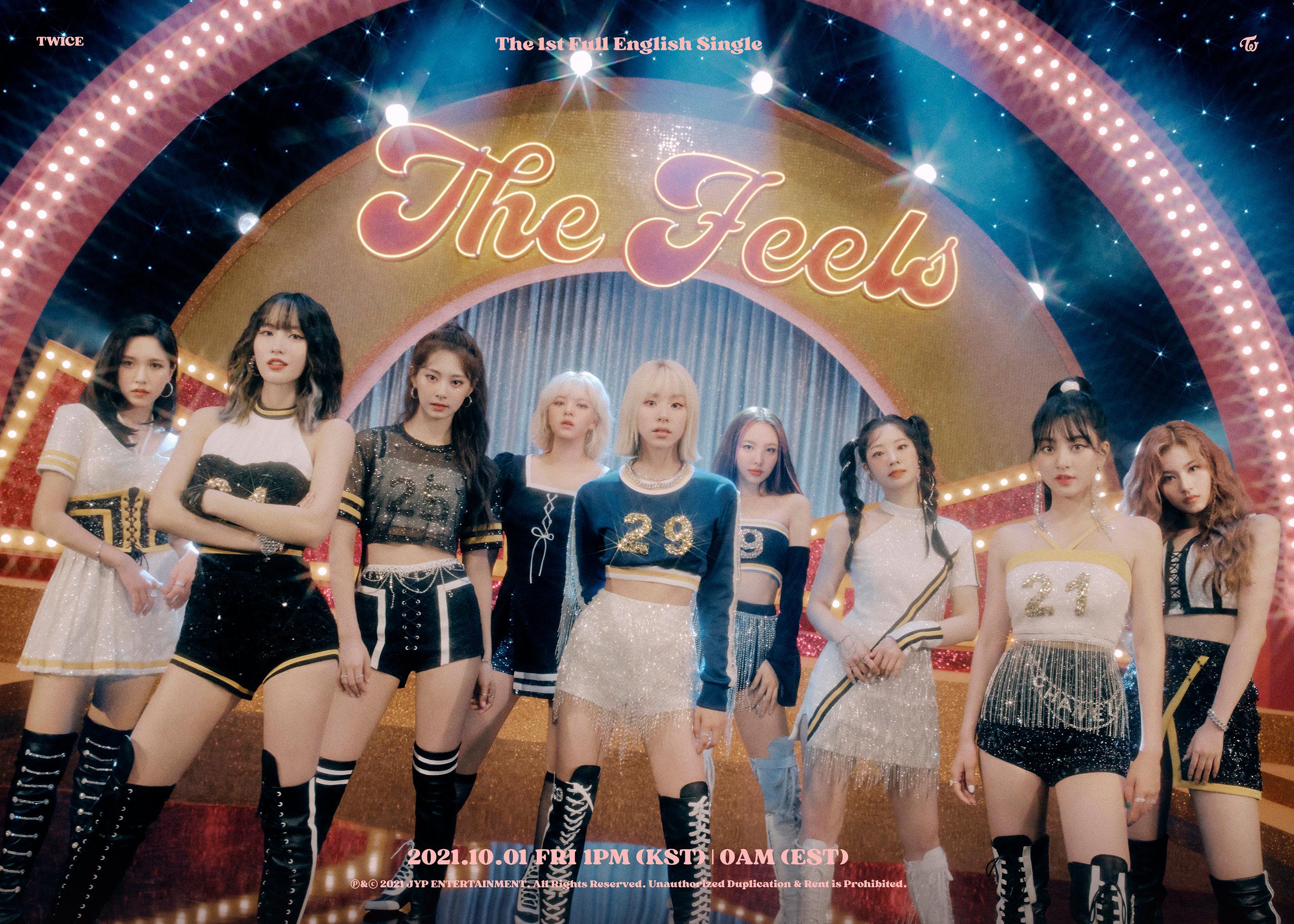 Twice The Feels Teaser Group