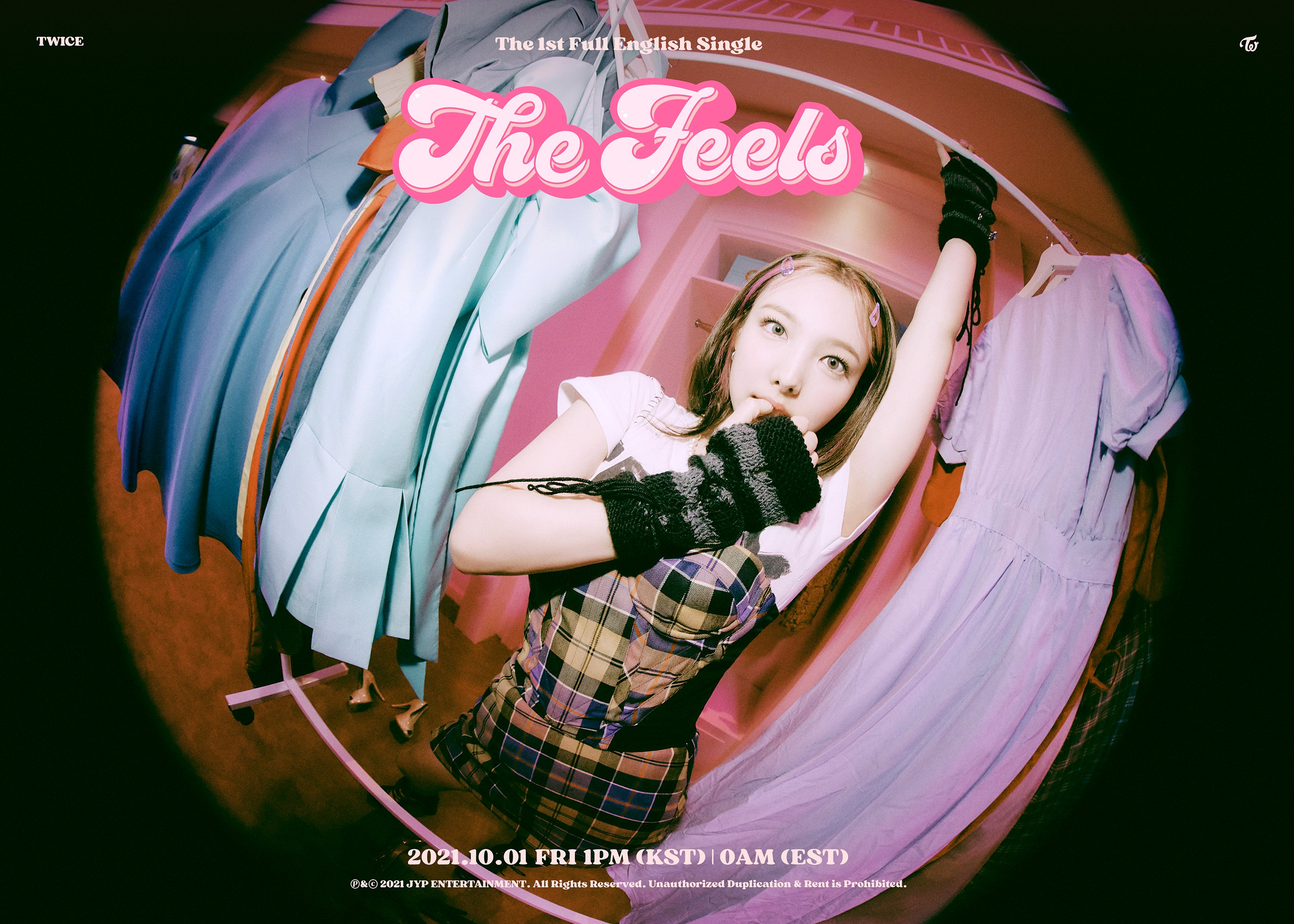 Twice Nayeon The Feels Teaser
