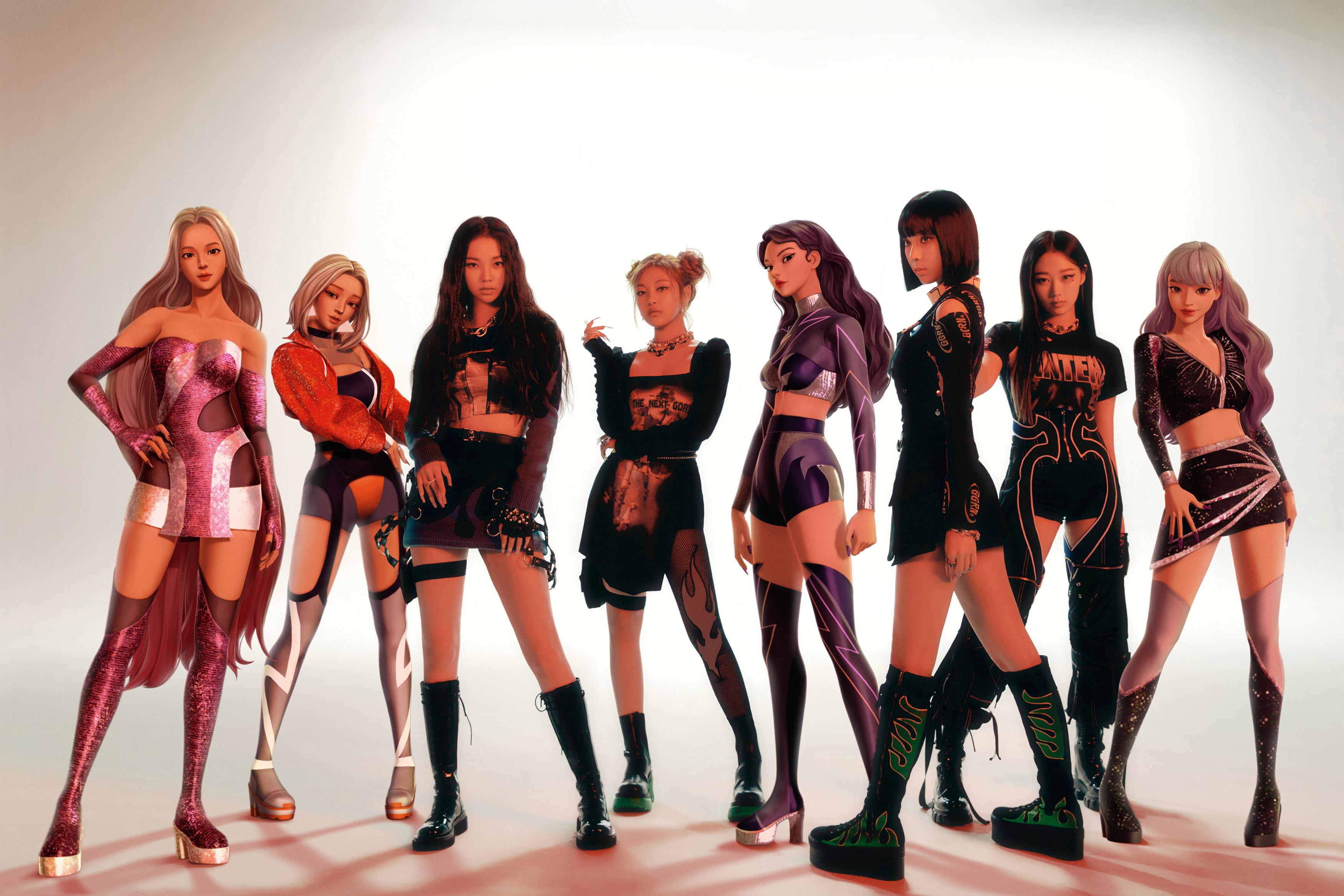 aespa Savage ae-aespa Teaser Photos (HD/HQ) - K-Pop Database / dbkpop.com
