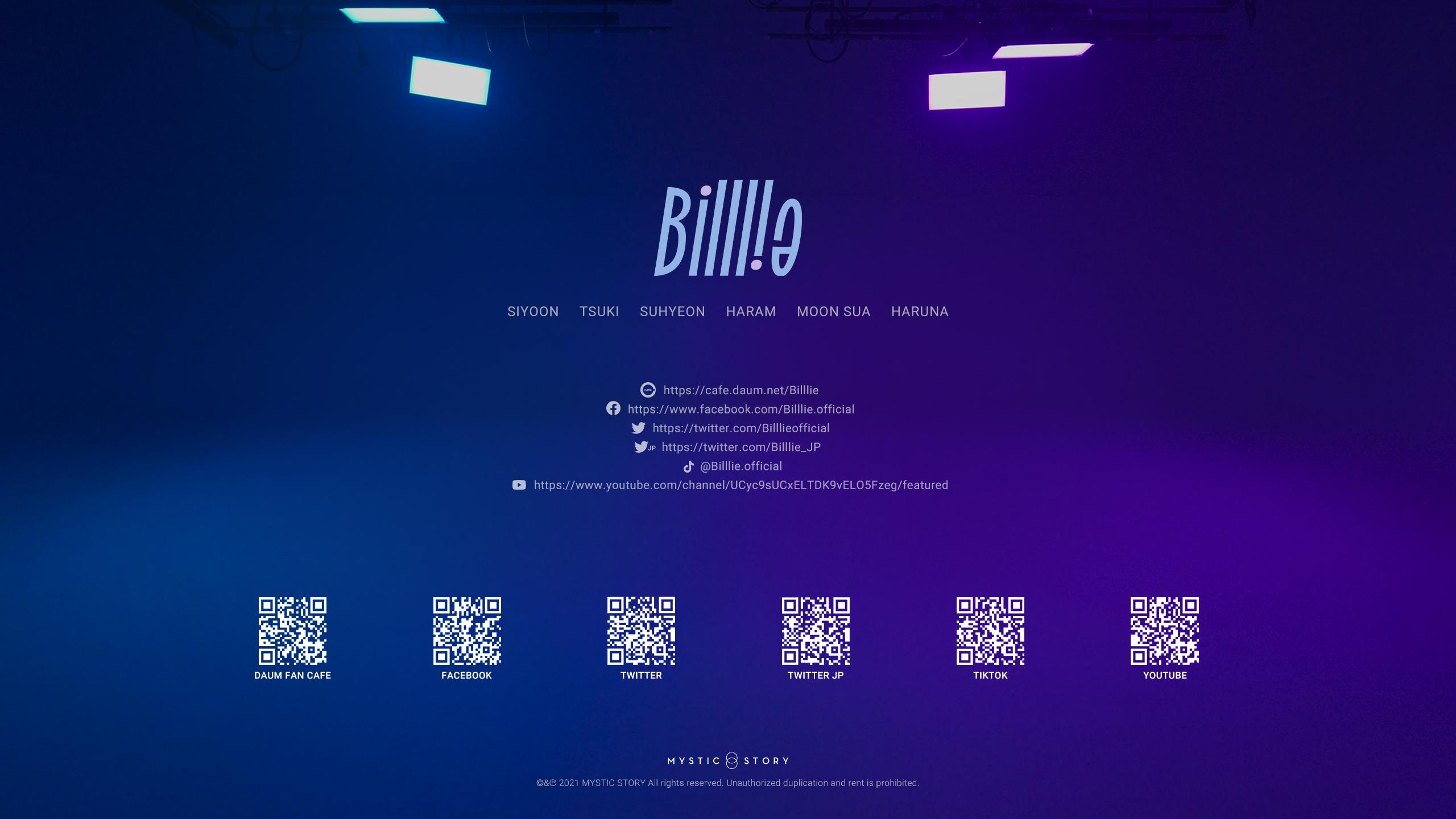 Billlie Members