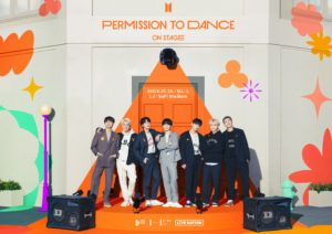 BTS Permission to Dance on Stage Teaser